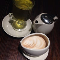 Photo taken at Max Brenner Chocolate Bar by Vin U. on 8/30/2014
