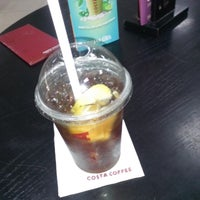 Photo taken at Costa Coffee by Ramy S. on 6/28/2014
