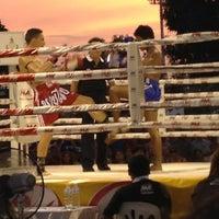 Photo taken at MBK Fight Night by Joy F. on 3/17/2013