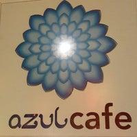 3/7/2015 tarihinde Süleyman K.ziyaretçi tarafından AzulMavi Sahne (AzulCafe)'de çekilen fotoğraf