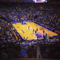 Photo taken at Chaifetz Arena by Jered S. on 2/28/2013