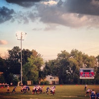 Photo taken at Centene Stadium at Gay Field by Jered S. on 8/31/2013