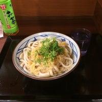 Photo taken at Marugame Seimen by HirOwen on 11/20/2016