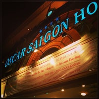 Photo taken at Oscar Saigon Hotel Ho Chi Minh City by Thamtanin D. on 2/28/2013
