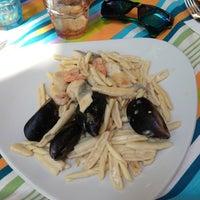 Photo taken at Allegria Restaurant by Jose M. on 7/13/2013