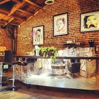 Photo taken at Oxenrose Salon by Matthew L. on 5/4/2013