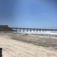 Foto tirada no(a) Ocean Beach por Bee R. em 6/11/2018