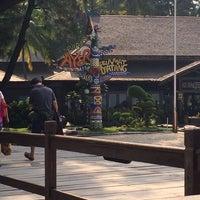 Photo taken at Pulau Ayer by fellyshita l. on 8/1/2014