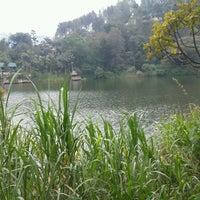 Photo taken at Bunyonyi Overland Resort by Alani . on 12/28/2016