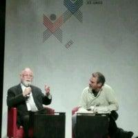 Photo taken at Auditório II Gulbenkian by Pedro G. on 10/14/2016