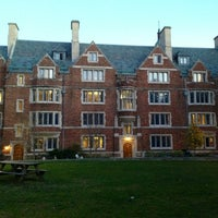 Photo taken at Yale University by Usewordswisely on 11/4/2012