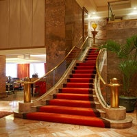 Photo taken at The Michelangelo Hotel by The Michelangelo Hotel on 6/24/2014