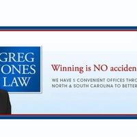 Photo taken at Greg Jones Law by Greg J. on 10/12/2014
