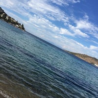 Photo taken at Balyek Beach by AysglMrcn on 9/21/2016