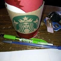 Photo taken at Starbucks by Nawaf A. on 11/10/2012