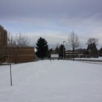 Photo taken at Montana State University by Nawaf A. on 1/8/2013