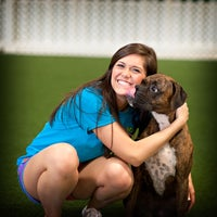 Photo taken at Savy Paws Pet Resort by Savy Paws Pet Resort on 6/17/2014