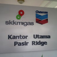 Photo taken at Chevron Indonesia Company by Bintoro S. on 3/20/2015