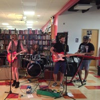 Photo taken at Mojo Books & Music by Adam N. on 7/28/2013