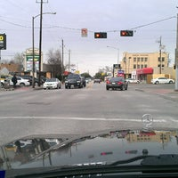 Photo taken at Shepherd & Richmond Intersection by Wayne A. on 3/3/2014