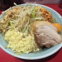 Photo taken at 麺屋 鳳(おおとり) by ありむら on 1/28/2015