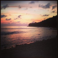 Photo taken at Patong Beach by Esp E. on 3/22/2013