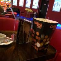 Photo taken at Cinema City by Manuela B. on 3/23/2014