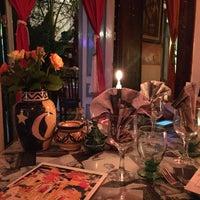 Photo taken at Caravane café by Eunice M. on 10/26/2016