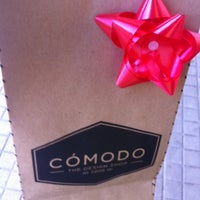 Photo taken at Cómodo Tienda y Fábrica de Diseño by Rodrigo B. on 8/8/2014