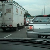 Photo taken at Plus highway exit USJ by Epy E. on 1/10/2013