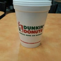 Photo taken at Dunkin Donuts by David Q. on 12/15/2015