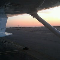 Photo taken at Republic Airport (FRG) by Edward G. on 12/3/2012