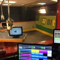 Photo taken at Radiogrupo by Jorge M. on 7/26/2014