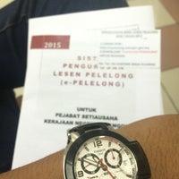 Photo taken at Unit Perancang Ekonomi Negeri Selangor UPEN by Muhammad A. on 4/6/2016
