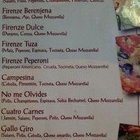 Photo taken at Firenze Pizza by Jesús A. on 12/2/2012