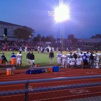 Photo taken at Troy-Buchanan High School by Jim T. on 9/29/2012