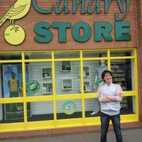 Photo taken at Canary Store @ Carrow Road by ToOn N. on 6/16/2013