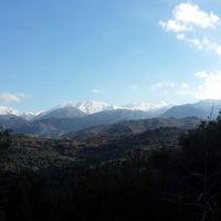 Photo taken at Καράνου by Stavros V. on 1/12/2014