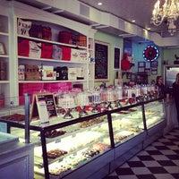 Photo taken at Little Cupcake Bakeshop by Jon B. on 1/29/2013