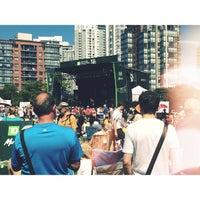 Photo taken at Vancouver International Jazz Festival by Zoe F. on 6/30/2013