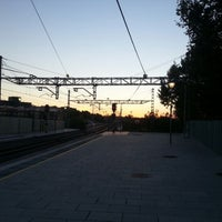Photo taken at RENFE Cornellà by Roger M. on 11/1/2012