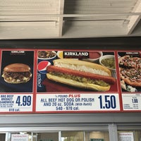 Photo Taken At Costco Food Court By Jerome T On 5 28 2017