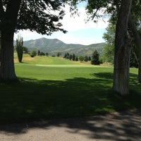Photo taken at Mountain Dell Golf Course by Dink C. on 7/8/2013