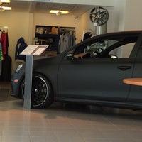 Photo taken at Prestige Volkswagen of Stamford by Paul P. on 7/5/2014