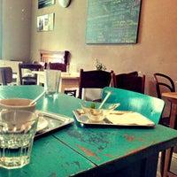 Photo taken at Prádelna Cafe by Medito on 7/29/2014