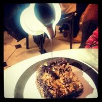 Photo taken at Chocolateria Valor Zaragoza by Paula R. on 1/27/2013