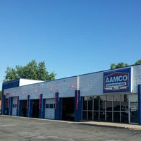 Photo taken at AAMCO Transmissions & Total Car Care by AAMCO Transmissions & Total Car Care on 6/24/2014