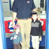 Photo taken at AAMCO Transmissions & Total Car Care by AAMCO Transmissions & Total Car Care on 6/18/2014