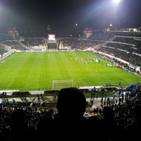 Photo taken at Beşiktaş İnönü Stadyumu Yeni Açık by . A. on 3/16/2013