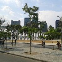 Photo taken at Lapa by Pedro Henrique L. on 1/3/2013